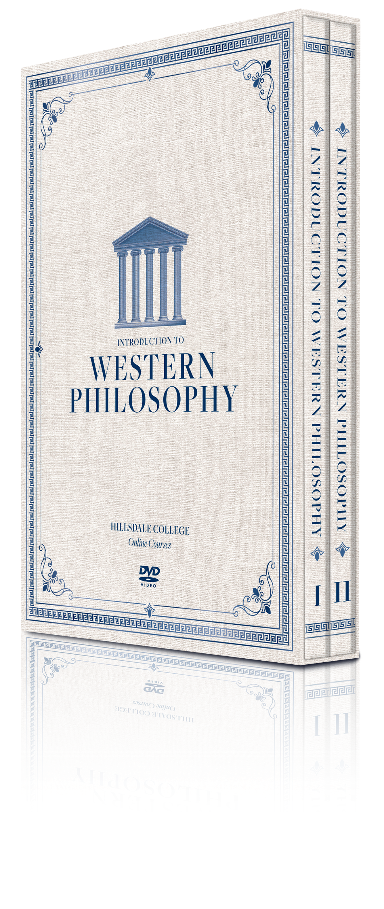 Introduction to Western Philosophy DVD Box Set Image